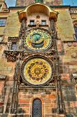 Old Prague Clock Tower (hdr)