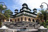Fountain Near Mosque