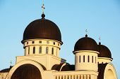picture of trinity  - Orthodox Cathedral of Holy Trinity in Arad - JPG
