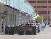 Restaurante in Wharf Hobart