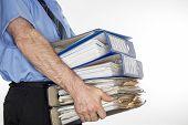 many document folders