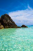 Heavenly Cove Beautiful Sea