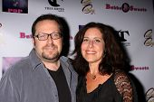 LOS ANGELES - SEP 18:  Michael Rutter, Deborah Mellman Rutter at the