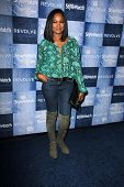 LOS ANGELES - SEP 18:  Garcelle Beauvais at the People Stylewatch Hosts Hollywood Denim Party at The Line on September 18, 2014 in Los Angeles, CA