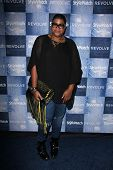 LOS ANGELES - SEP 18:  EJ Johnson at the People Stylewatch Hosts Hollywood Denim Party at The Line on September 18, 2014 in Los Angeles, CA