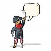 pirate captain cartoon