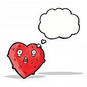 cartoon funny love heart