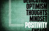Positivity Core Principles as a Concept Abstract