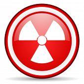 radiation web icon