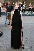 NEW YORK-SEP 26: Actress Rosamund Pike attends the