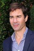 LOS ANGELES - SEP 28:  Eric McCormack at the The Rape Foundation's Annual Brunch at Private Location on September 28, 2014 in Beverly Hills, CA