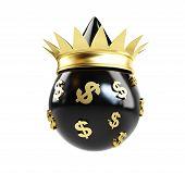 Oil Drop Queen Money