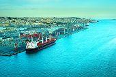 Lisbon Commercial Port, Portugal