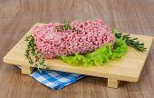 Raw Minced Meat