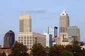 Skyline de Indianapolis