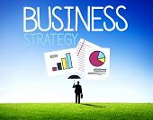 Business Protection Strategy Security Data Concept