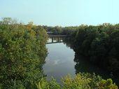 Bridges Across a River