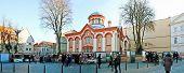 Vilnius City Capital Of Lithuania Centre View