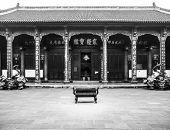 Wenshu Buddhist Monastery in Chengdu