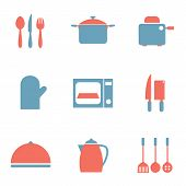 Utensils Icons.