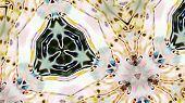 Complex Kaleidoscopic Pattern