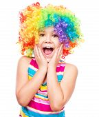 Girl In Clown