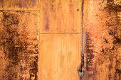 Rust on Metal Texture