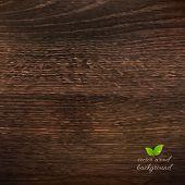 Wooden Texture With Gradient Mesh, Vector Illustration