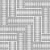 Herringbone pattern. Seamless geometric texture. Vector art. No gradient.