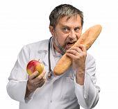 Fruit Or Bread