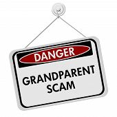 Grandparent Scam Danger Sign