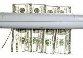 Losing Money By Shredding Hundreds