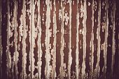 Rusty Scratch Wooden Texture In Retro Grunge Concept