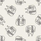 pic of ogre  - Giant Ogre Doodle - JPG