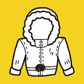 picture of overcoats  - Overcoat Doodle - JPG