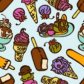 picture of popsicle  - Ice cream - JPG