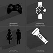 picture of wrist  - Gamepad - JPG