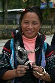 H'mong Hill Tribe People