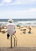 Manly Beach Lifeguard