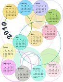 Calendar, 2010