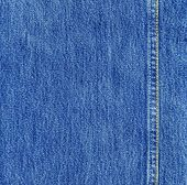 detailed blue jeans texture