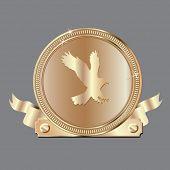 vector bronze award