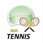 tennis sign #1
