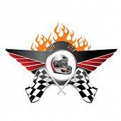 racing sign #5