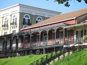 Natchitoches,Louisiana'S Historic Buildings