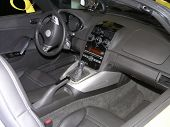 Luxury Sports Car Interior 2