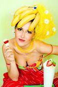 Banana Lady