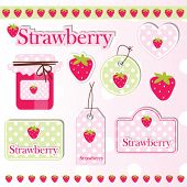 Strawberry elements