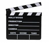 picture of crew cut  - Movie Clapper Board - JPG