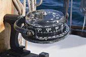 Brújula de la nave